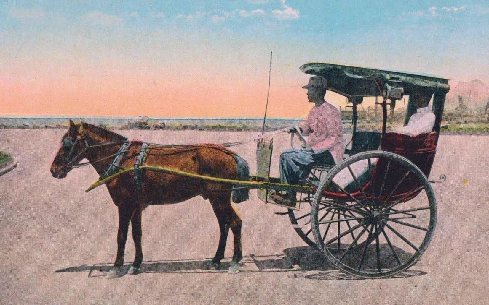 vintage-postcard-kalesa-calesa