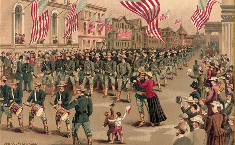 Now Someone Say How This Began: The Spanish-American War of 1898 (Part I)