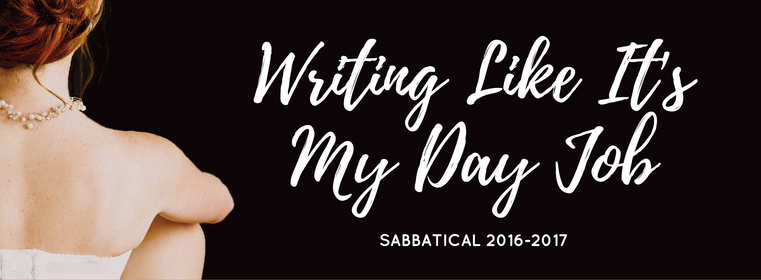 The Year of Living Writer-ly