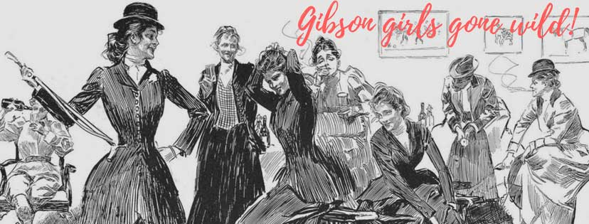 Gibson Girls Gone Wild!