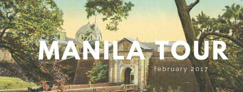 Manila Tour 2017