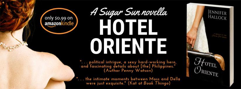 Hotel Oriente banner 99 cents