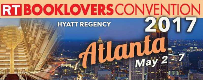 Romantic Times Booklovers Convention 2017 in Atlanta