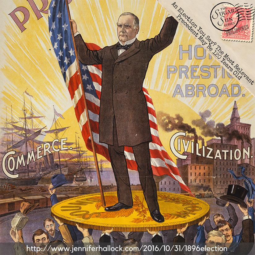 1896 election history for Sugar Sun history