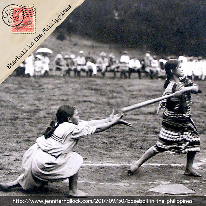 Baseball history in the Philippines