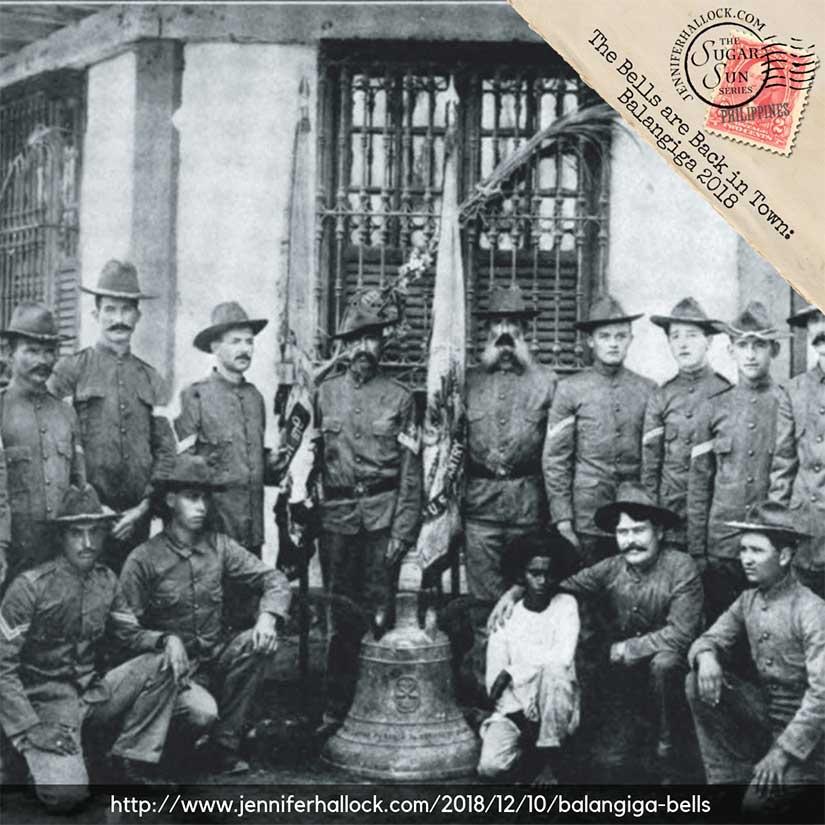 return-Balangiga-bells-photo-company-C-survivors