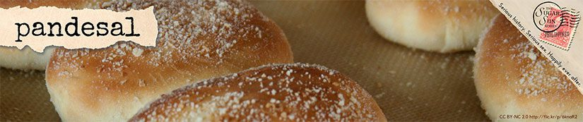 Sugar Sun series glossary term #15: pandesal