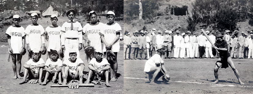 Igorot baseball in the Philippines