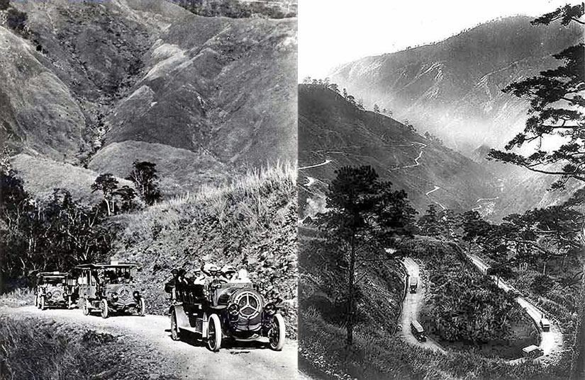 Benguet Road Baguio location post for Sugar Sun steamy historical romance series by author Jennifer Hallock. Serious history. Serious sex. Happily ever after.