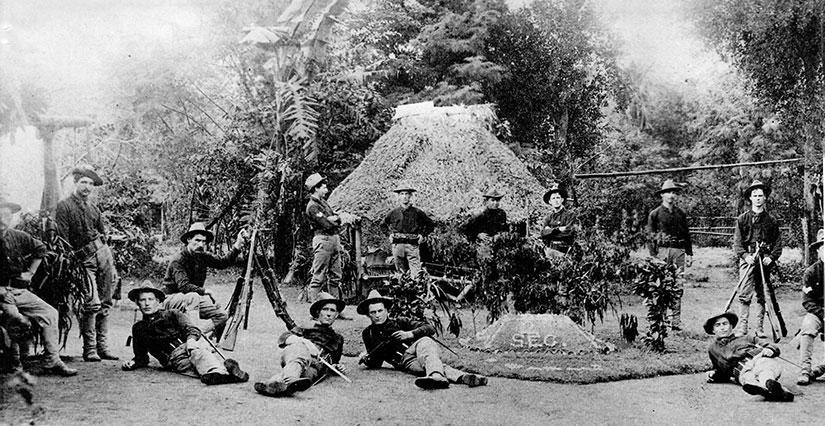 Thanksgiving Philippine-American War for Jennifer Hallock Sugar Sun series