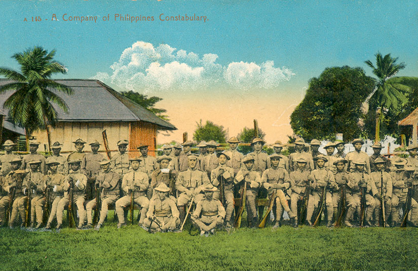 Philippine Constabulary Pulahan war for Jennifer Hallock author of Sugar Sun steamy historical romance series. Serious history. Serious sex. Happily ever after.