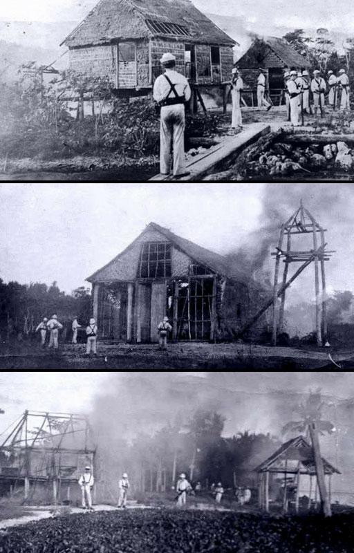 sailors-Vicksburg-burn-Samar