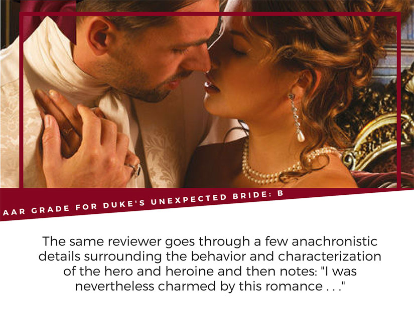 Duke-Unexpected-Bride-AAR-review-chronotope