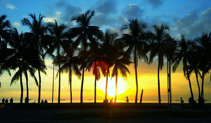 roxas-boulevard-sunset
