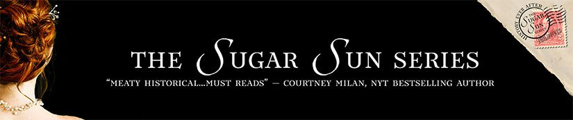 Read what people are saying about the Sugar Sun series!