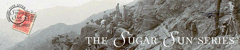 Construction image of Benguet Road Sugar Sun series banner.
