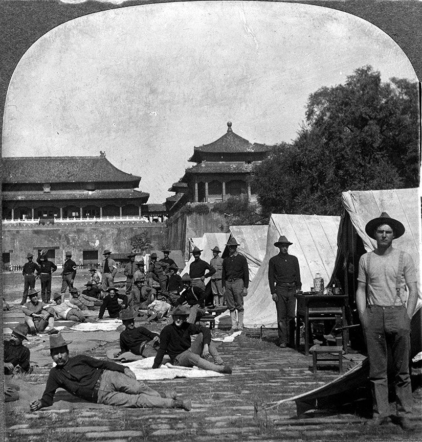 Ninth-Infantry-Forbidden-City-Boxer-War