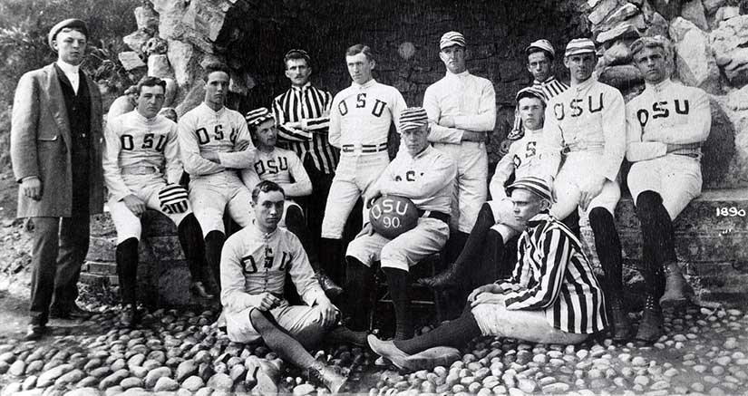 Ohio State Football 1890 Gilded Age Romance