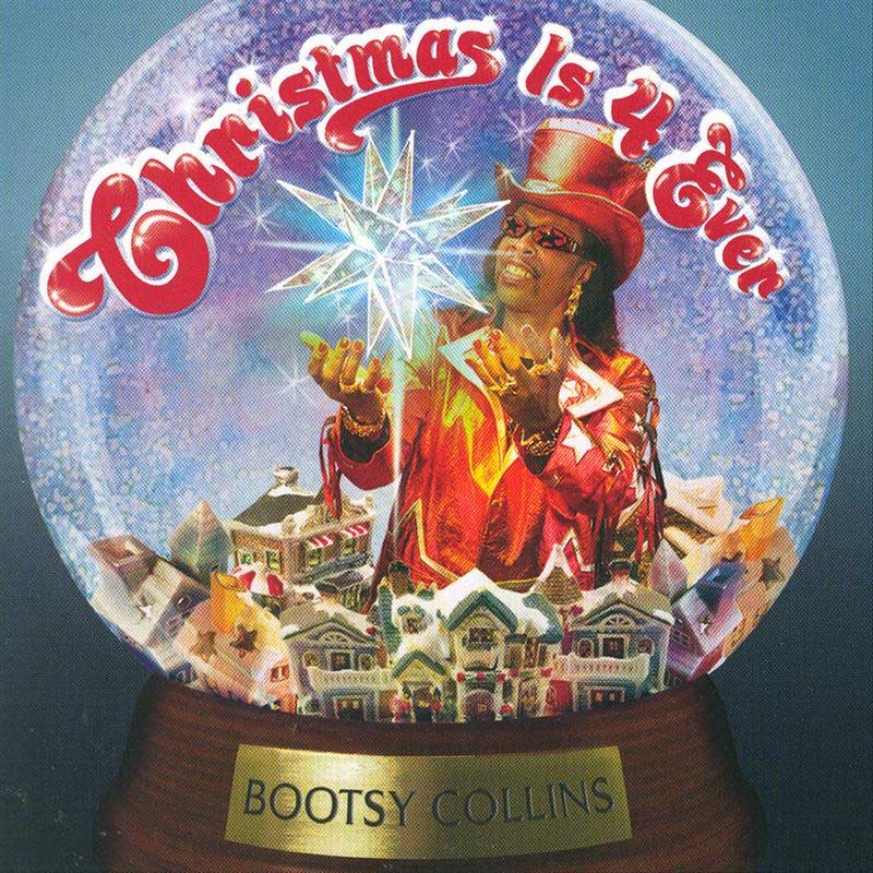 Bootsy-Collins-Christmas-is-4-ever