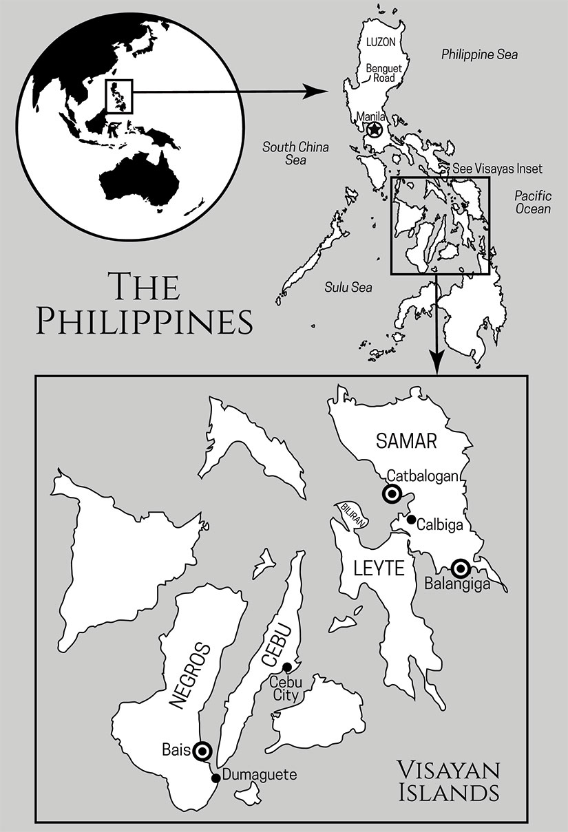 Philippines-Sugar-Sun-series-locations-map