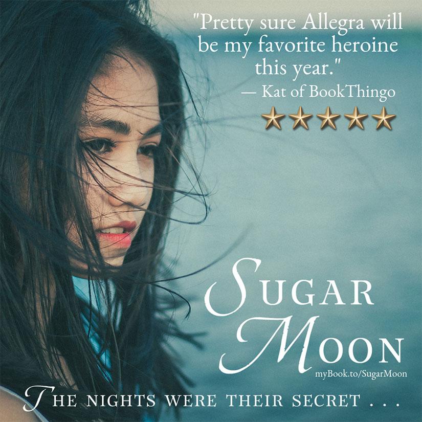 Sugar-Moon-five-star-review-heroine