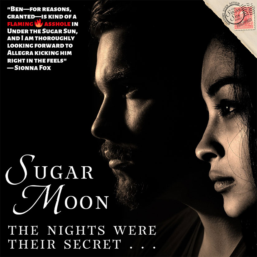 Sionna-Fox-kicking-feels-Sugar-Moon