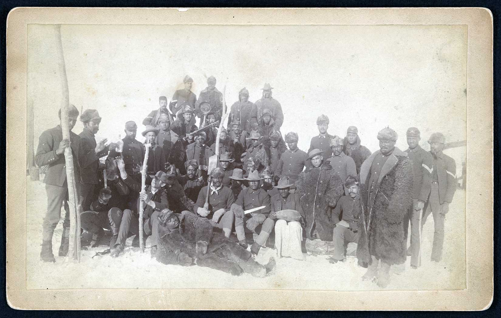Buffalo-soldiers-robes-Montana