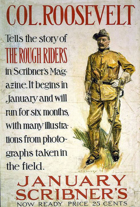 Scribners Roosevelt Memoirs
