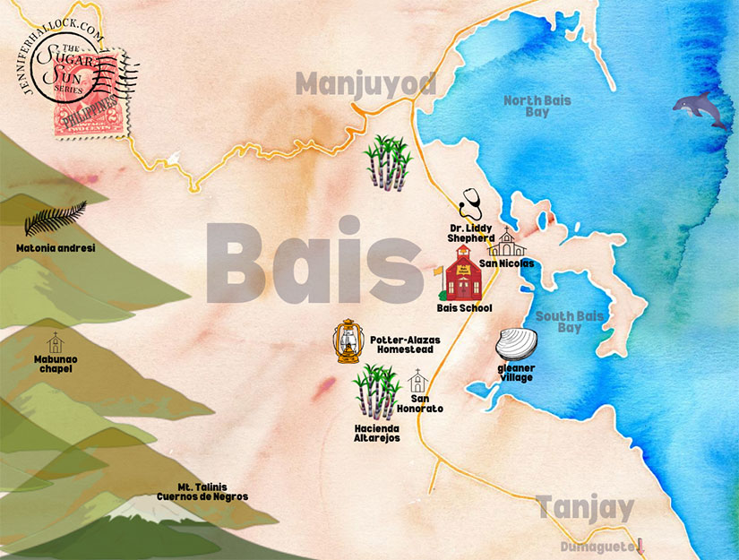 Bais-Sugar-Sun-series-map