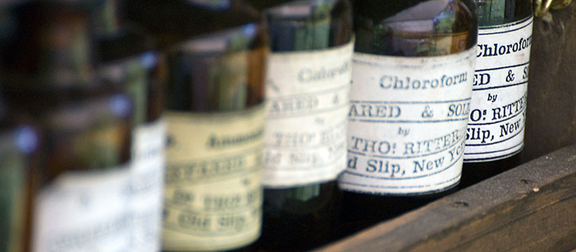bottles-of-chloroform