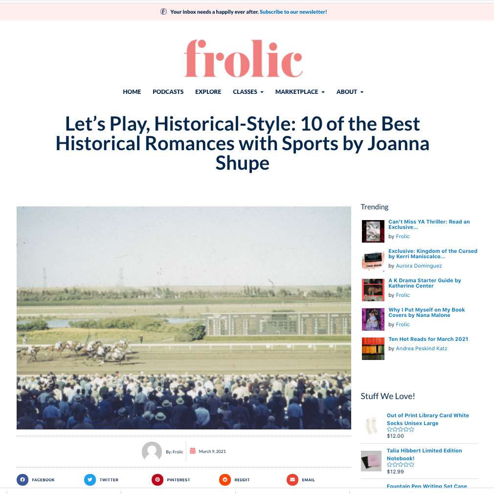Frolics-Best-Historical-Romances-with-Sports-Sugar-Moon